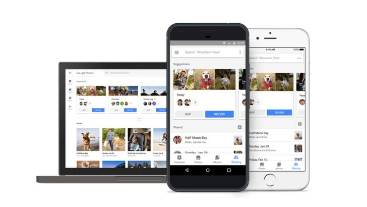 مميزات Suggested Sharing و Shared Libraries تصل لتطبيق Google Photos