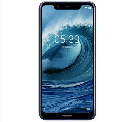 تسريب صور لهاتف Nokia X5