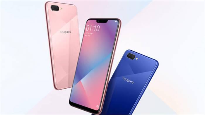 أوبو تعلن رسميا عن الهاتف Oppo A5 ببطارية 4230 ملى أمبير
