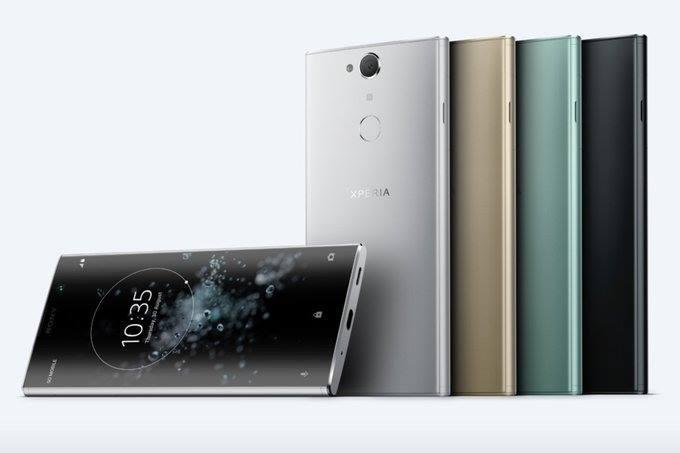 سوني تعلن عن هاتف Xperia XA2 Plus