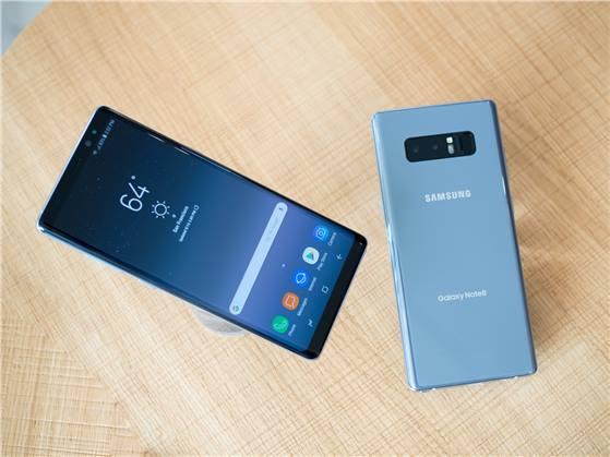 تسريب ملصق دعائي لهاتف سامسونج Galaxy Note 9