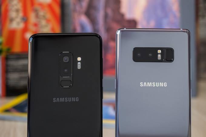 سامسونج تفكر في دمج سلسلة Galaxy S Plus و Galaxy Note