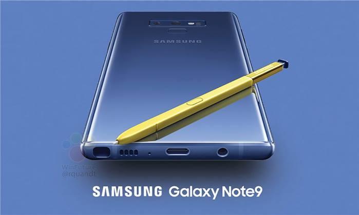 سعر هاتف Galaxy Note 9 قد يبدأ من 980 دولار