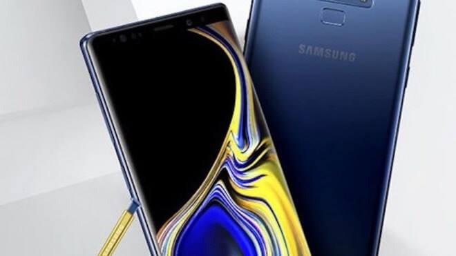 سامسونج تفتح الحجز على هاتف Galaxy Note 9