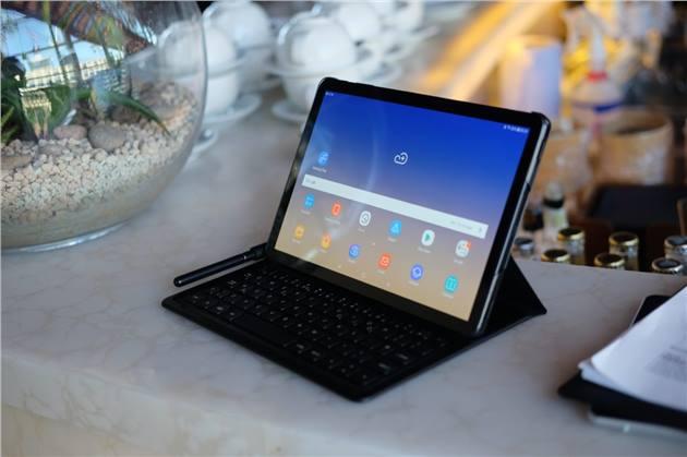 سامسونج تعلن رسميا عن الجهاز اللوحي Galaxy Tab S4