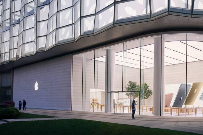 أبل سيكون لديها 600 متجر حول العالم بحلول عام 2023