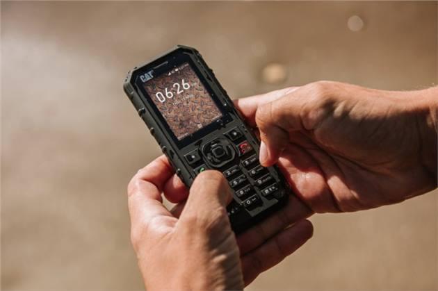 كات تعلن عن هاتف جديد مقاوم للماء والصدمات مزود بتقنية 4G