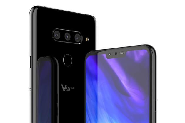 هاتف LG V40 سيلتقط مقاطع Cinemagraphs بفضل الثلاث كاميرات في الخلف