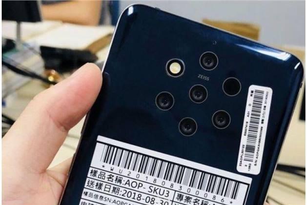 قد نرى هاتف Nokia 9 Pureview قبل نهاية العام الحالي