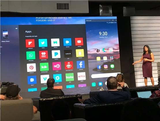 مايكروسوفت تعلن عن ميزة إستخدام هاتفك الأندرويد من على الكمبيوتر وتحديث أكتوبر لويندوز 10