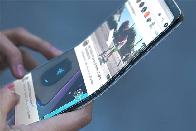 معلومات جديدة تؤكد قدوم هاتف سامسونج القابل للطى قريبا