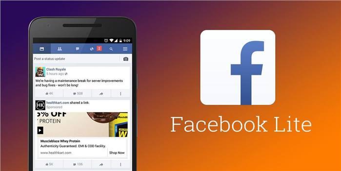 إتاحة تطبيق Facebook Lite لأجهزة الـ ios قريبا