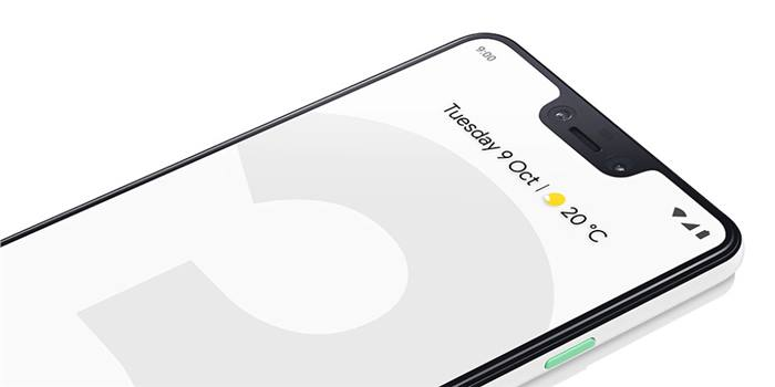 معامل DisplayMate تعطي شاشة هاتف Pixel 3 XL أفضل شاشة متوفرة في هاتف ذكي