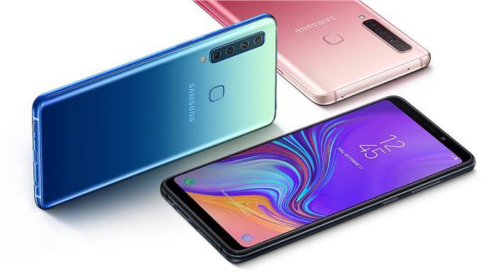 سامسونج تعلن رسمياً عن هاتف Galaxy A9 2018 أول هاتف بأربع كاميرات وبسعر 725 دولار