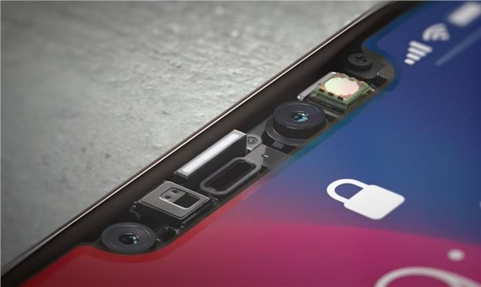 آيفون 2019 سيأتي بتقنية Face ID محسنة وفي 2020 سنرى كاميرات 3D