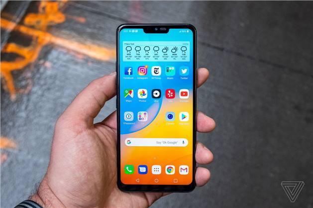 إل جي ستتفوق على سامسونج وستقدم تقنية الصوت في الشاشة مع هاتف G8