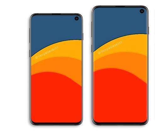 تسريب حجم بطارية هاتف سامسونج Galaxy S10 Lite