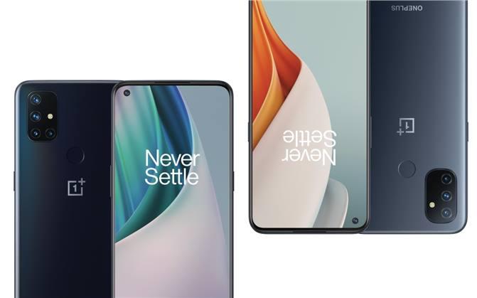 صورة ون بلس تعلن رسمياً عن هاتفي Nord N10 5G و Nord N100